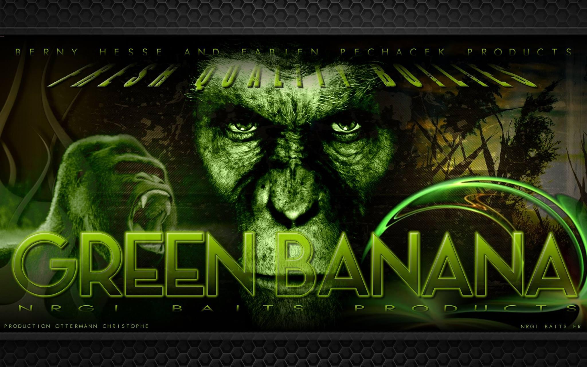 Gamme Green Banana