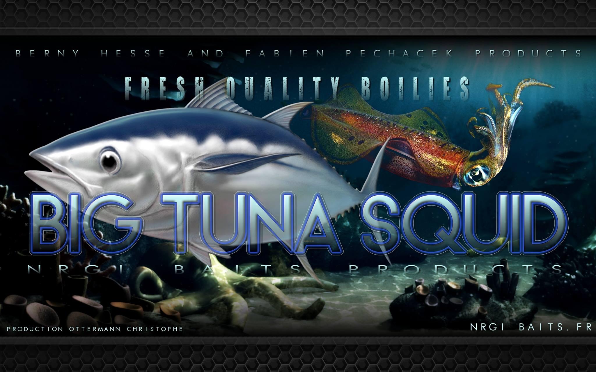 Gamme Tuna/Squid- sur commande uniquement- dispo sous 7 jours après commande