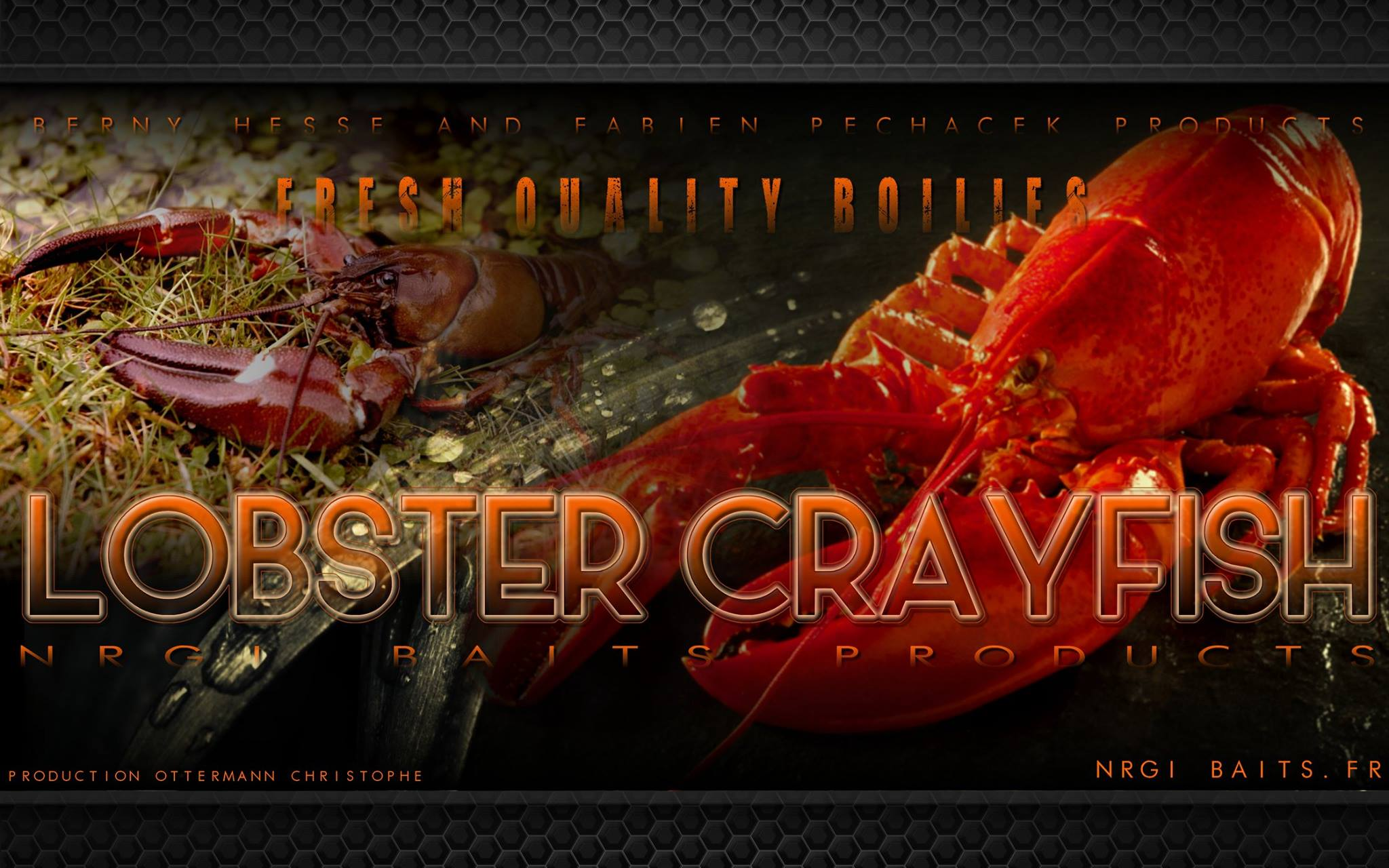 Gamme Lobster/Crayfish