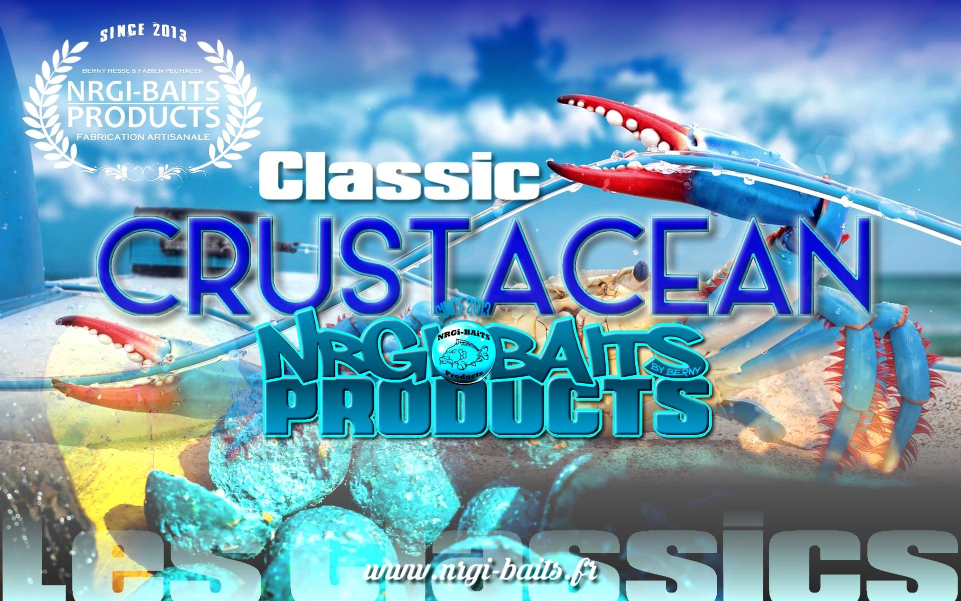Gamme Classic Crustacean